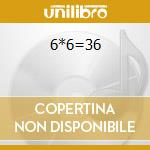 6*6=36 cd musicale di Costello Donnacha