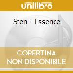 The essence cd musicale di Sten