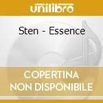The essence cd musicale di Sten