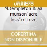 M.templeton & aa munson