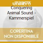 Conquering animal sound