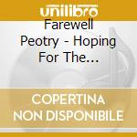 Farewell poetry