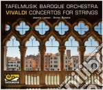 Concertos for strings - concerti per arc cd musicale di Antonio Vivaldi