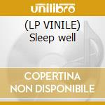 (LP VINILE) Sleep well lp vinile di President Electric