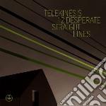 (LP VINILE) 12 desperate straight lines lp vinile di TELEKINESIS