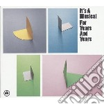 (LP VINILE) For years and years lp vinile di It's a musical