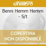 BENNI HEMM HEMM cd musicale di BENNI HEMM HEMM