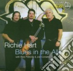 Richie Hart - Blues In The Halley cd musicale di Hart Richie