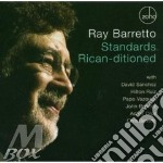 STANDARDS RICAN-DITIONED cd musicale di RAY BARRETTO