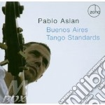 Pablo Aslan - Buenos Aires Tango Standards cd musicale di Pablo Aslan