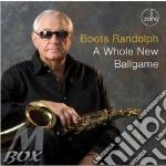 A whole new ballgame cd musicale di Randolph Boots