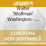 Walter 'Wolfman' Washington - Doin' The Funky Thing cd musicale di WALTER