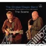 The scene cd musicale di The styker/slagle ba