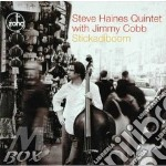 Steve Haines Quintet & Jimmy Cobb - Stickadiboom cd musicale di HAINES STEVE QUINTET