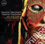Hendrik Meurkens / Gabriel Espinosa - Celebrando cd musicale di Es Meurkens hendrik