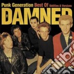 Punk generation cd musicale di Damned