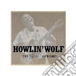 The blues anthology cd musicale di Howlin Wolf