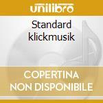 Standard klickmusik cd musicale di Sweden Minimalistik