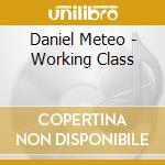 WORKING CLASS                             cd musicale di METEO, DANIEL