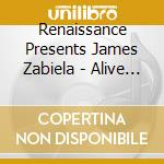 RENAISSANCE/2CD cd musicale di ZABIELA JAMES-ALIVE