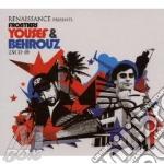 FRONTIERS by Yousef & Behrouz cd musicale di ARTISTI VARI