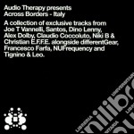 Across borders italy cd musicale di Therapy Audio