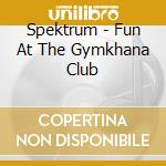 Death at the gymkhana club cd musicale