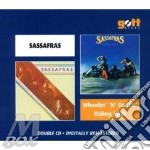 Sassafras - Wheelin 'n' Dealin / Riding High cd musicale di Sassafras