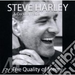 The quality of mercy cd musicale di Steve harley & cockn