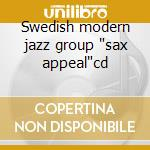 Swedish modern jazz group