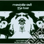 Commandments for the molecular age cd musicale di Mentallo & the fixer