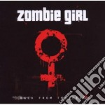 Back from the dead cd musicale di Girl Zombie