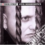 CIVIL DISOBEDIENCE                        cd musicale di Strip Leather