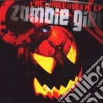 The halloween cd musicale di Girl Zombie