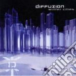 Winter cities cd musicale di Diffuzion