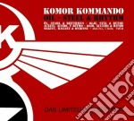 Oil, steel & rhythm cd musicale di Kommando Komor