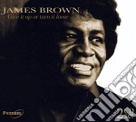 Give it up or turn it cd musicale di James Brown