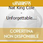 The unforgettable cd musicale di Cole nat king