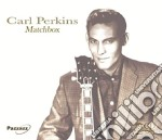 Matchbox cd musicale di Carl Perkins