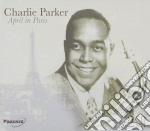 April in paris cd musicale di Charlie Parker
