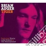 Tiger cd musicale di Brian Auger