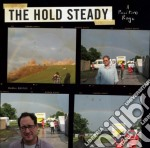 A POSITIVE RAGE CD+DVD                    cd musicale di HOLD STEADY