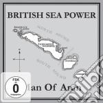 MAN OF ARAN                               cd musicale di BRITISH SEA POWER