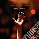 Heaven is whenever cd musicale di Steady Hold