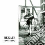 Sonnentanz cd musicale di Hekate