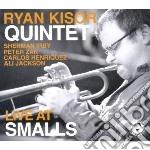 Ryan kisor quintet live at smalls cd musicale di RYAN KISOR QUINTET