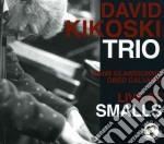 David kikoski trio live at smalls cd musicale di DAVID KIKOSKI TRIO