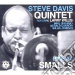Steve davis quintet live at smalls cd musicale di STEVE DAVIS QUINTET