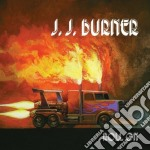 Roll on cd musicale di Burner J.j.