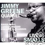 Jimmy geene quartet -live at smalls cd musicale di JIMMY GREENE QUARTET